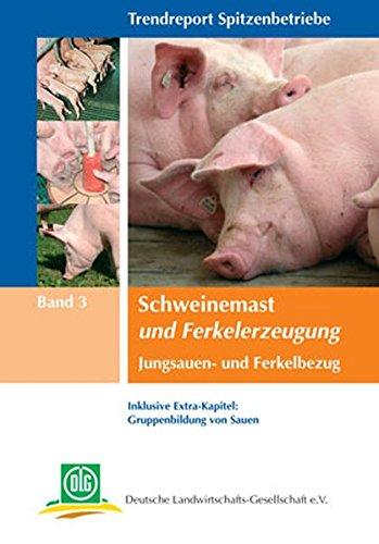 Trendreport Spitzenbetriebe Schweinemast und Ferkelerzeugung 3: Jungsauen- und Ferkelbezug