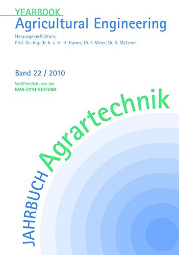 Jahrbuch Agrartechnik 2010: Yearbook Agricultural Engineering