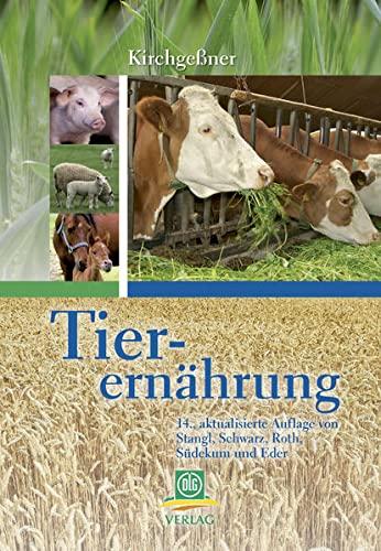 Tierernährung: Manfred Kirchgeßner