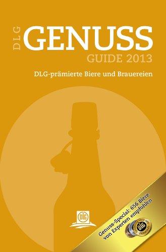 9783769008227: DLG Genuss Guide Bier 2013