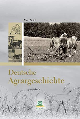 9783769008234: Deutsche Agrargeschichte