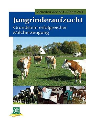 9783769031591: Jungrinderaufzucht. Grundlagen erfolgreicher Milchproduktion: Arbeiten der DLG 203