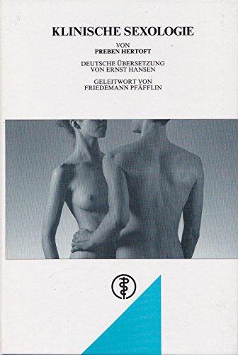9783769101645: Klinische Sexologie