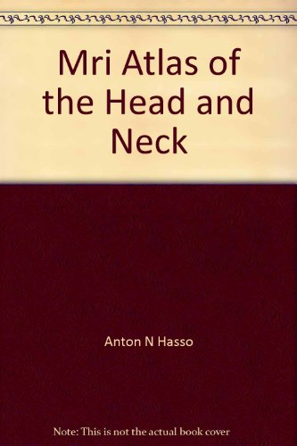 9783769102925: Mri Atlas of the Head and Neck