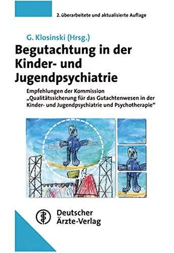 9783769105179: Begutachtung in der Kinder- und Jugendpsychiatrie