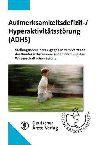 9783769112382: Aufmerksamkeitsdefizit-/Hyperaktivitätsstörung (ADHS)