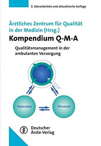 9783769131826: Kompendium Q-M-A.