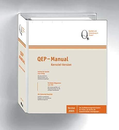 "9783769132717: QEP-Manual: Kernziel-Version ""Praxishandbuch"""