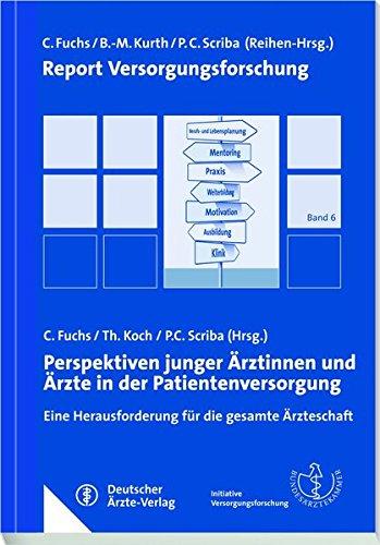 Perspektiven junger Ärztinnen und Ärzte in der Patientenversorgung: Christoph Fuchs