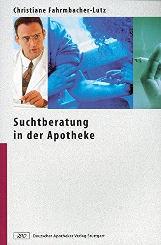 Suchtberatung in der Apotheke: Christiane Fahrmbacher-Lutz