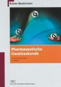 9783769238396: Pharmazeutische Gesetzeskunde.