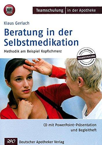 9783769247732: Beratung in der Selbstmedikation