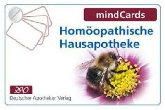 9783769250237: mindCards Homöopathische Hausapotheke