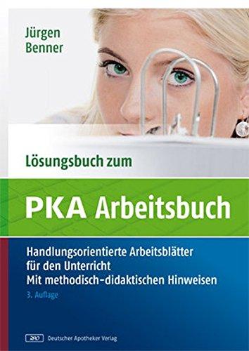 9783769252859: Lösungsbuch zum PKA-Arbeitsbuch