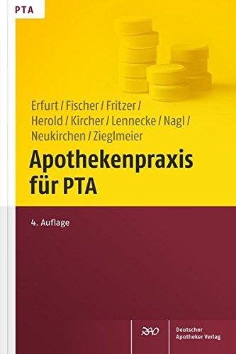 9783769253856: Apothekenpraxis für PTA