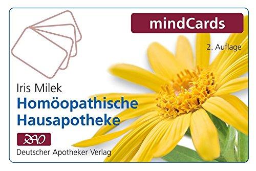 Homöopathische Hausapotheke : mindCards - Iris Milek