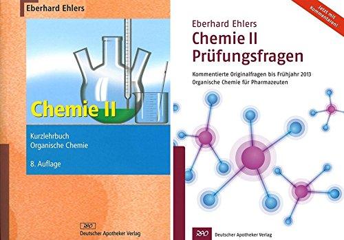 9783769261882: Chemie II - Kurzlehrbuch und Pr�fungsfragen