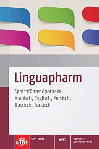 9783769266832: Linguapharm: Sprachführer Apotheke Arabisch, Englisch, Persisch, Türkisch, Russisch