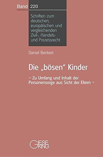 "Die ""bösen"" Kinder: Daniel Benkert"