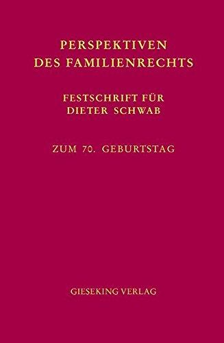 Perspektiven des Familienrechts: Sibylle Hofer