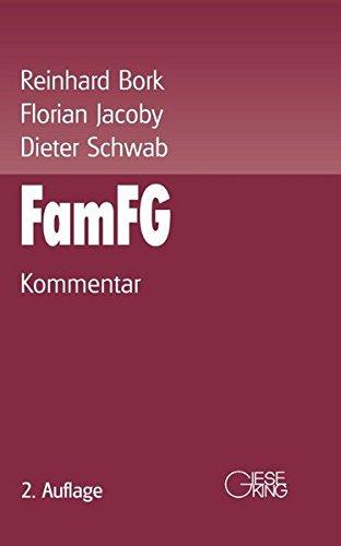 FamFG: Reinhard Bork