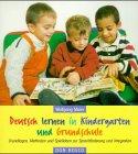9783769811391: Deutsch lernen in Kindergarten und Grundschule