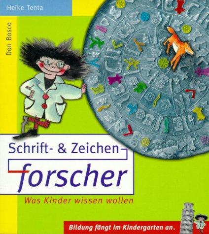 9783769813739: Schrift- und Zeichenforscher.