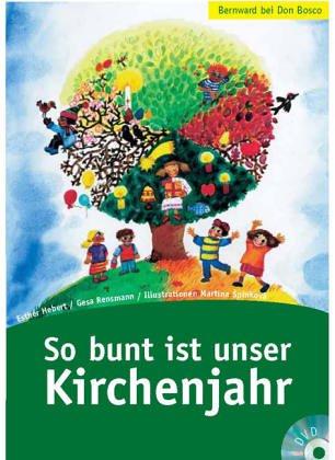 9783769815382: So bunt ist unser Kirchenjahr / DVD-Video [Alemania]
