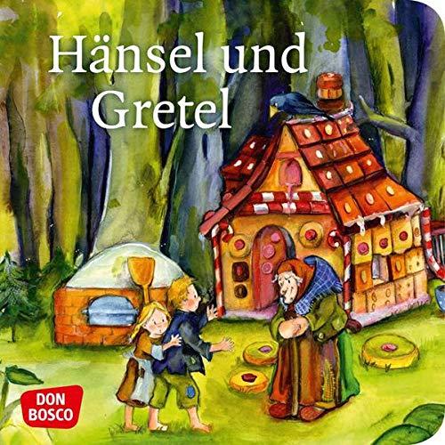 9783769820256: Hänsel und Gretel. Mini-Bilderbuch.