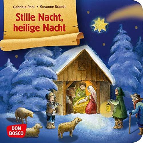 9783769821239: Stille Nacht, heilige Nacht: Don Bosco Bilderbuchgeschichten