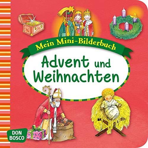 9783769821840: Mein Mini-Bilderbuch: Advent und Weihnachten
