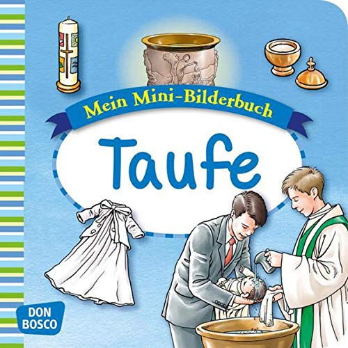 9783769822687: Mein Mini-Bilderbuch: Taufe