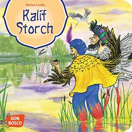 9783769822977: Kalif Storch. Mini-Bilderbuch (Meine Lieblingsmärchen)