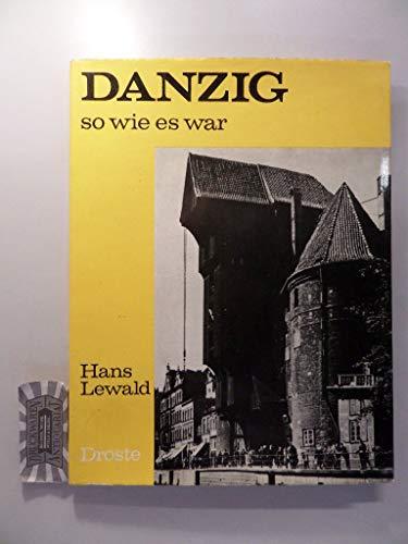 9783770003495: Danzig so wie es war