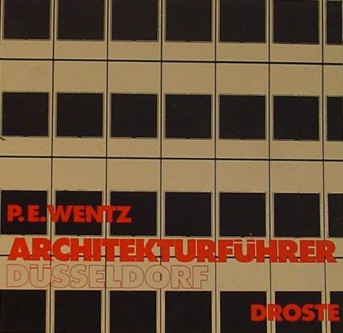 9783770004089: Architekturführer Düsseldorf