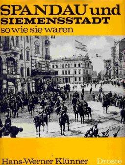 9783770005048: Spandau und Siemensstadt: So wie sie waren