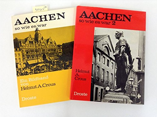 9783770005406: Aachen - so wie es war 2