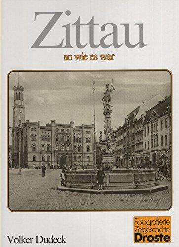 9783770010059: Zittau - so wie es war