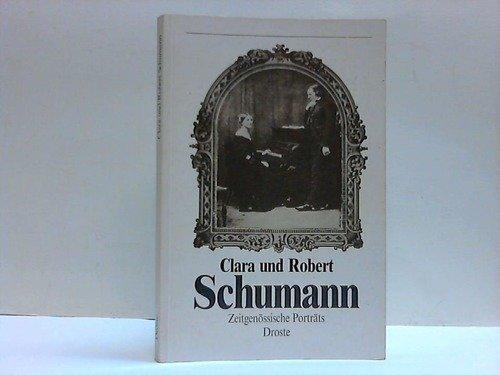 Clara Und Robert Schumann Zeigenössische