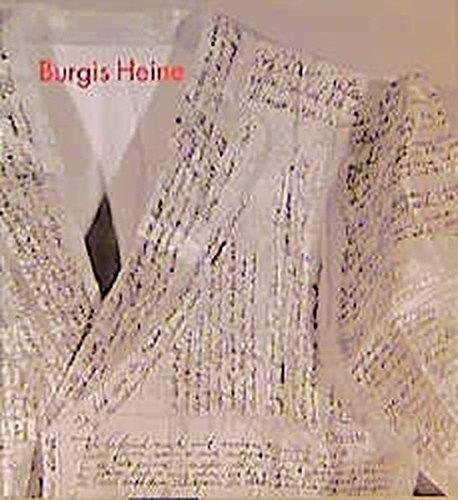 9783770010783: Burgis Heine, Burgi Kühnemann : Heinrich Heine - Buchkunst und Installationen ; Heinrich-Heine-Institut Düsseldorf, 18. Februar - 20. April 1997 ... Museum für Kunsthandwerk Frankfurt am Main, 2. Oktober 1997 - 18. Januar 1998.