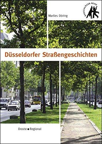 9783770012992: Düsseldorfer Straßengeschichten