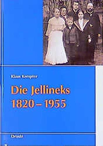 9783770016068: Die Jellineks 1820-1955: Eine familienbiographische Studie zum deutschjudischen Bildungsburgertum (Schriften des Bundesarchivs) (German Edition)