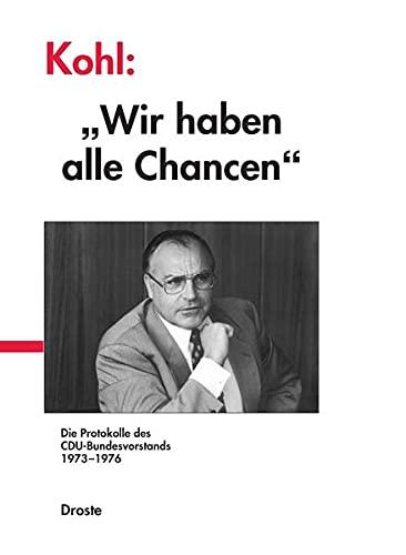 """Kohl: """"Wir haben alle Chancen"""": G�nter Buchstab"""