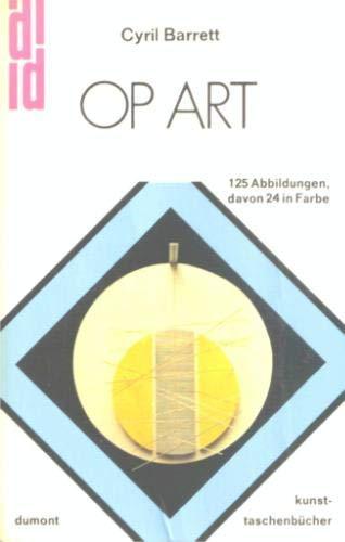 9783770107896: Op Art.
