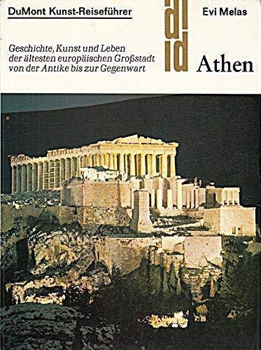 Athen: Geschichte, Kunst u. Leben d. a?ltesten: Melas, Evi