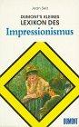 9783770108602: DuMont's kleines Lexikon des Impressionismus