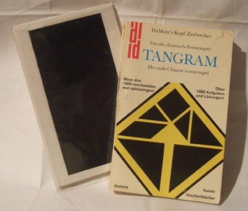 9783770108992: DuMont's Kopfzerbrecher. Tangram. Das alte chinesische Formenspiel. Dt.-Holl