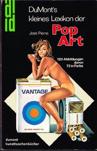 9783770109197: DuMont's kleines Lexikon der Pop Art