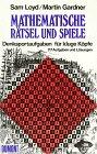 9783770110490: DuMont Taschenbücher, Nr.66, Mathematische Rätsel und Spiele