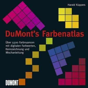 9783770110582: DuMonts Farben-Atlas: 5500 Farbnuancen mit Kennzeichnung u. Mischanleitung (DuMont Dokumente) (German Edition)
